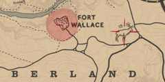 《荒野大镖客2》麋鹿地图位置介绍 麋鹿在哪里?