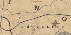 《荒野大镖客2》传奇熊在哪里?熊具体位置地图详解