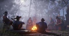 《荒野大镖客2》联动任务GTA石斧及黄金左轮获得方法视频