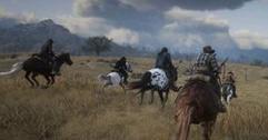 《荒野大镖客2》骑马怎么自动寻路?骑马操作技巧视频+图文分享