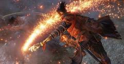 《只狼影逝二度》试玩版画面+场景+战斗体验心得 游戏好玩吗