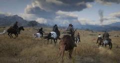 《荒野大镖客2》什么马最好?阿拉伯马与摩根马速度对比视频