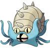 #139 多刺菊石獸