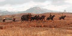 《荒野大镖客2》家畜怎么狩猎?家畜狩猎攻略一览