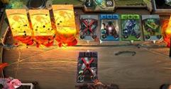 《Artifact》纯蓝控制卡组实战视频分享 纯蓝卡组玩法教学
