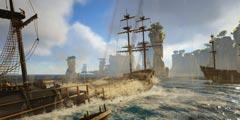 《ATLAS》地图有多大?游戏地图一览