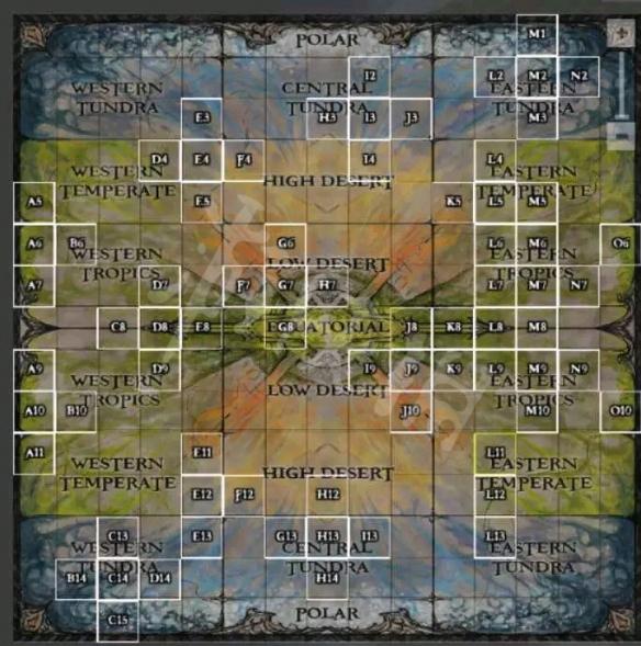 atlas地图有多大 atlas游戏地图一览