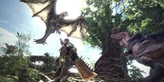 《怪物猎人世界》历战王尸套龙怎么打?历战王尸套龙技能解析