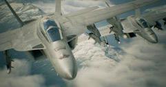 《皇牌空战7未知空域》飞机自定义功能演示视频 飞机怎么自定义?