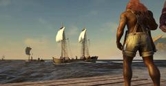《ATLAS》多人战船怎么建造?短时间打造多人战船方法视频