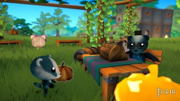 花园爪子游戏特点有哪些 花园动物游戏内容介绍