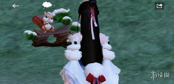 楚留香1.18周年庆冬藏灵鼠快速喂养教程 载歌归归来兮积分松鼠零食兑换技巧