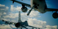《皇牌空战7未知空域》怎么在空中加油?空中加油方法介绍