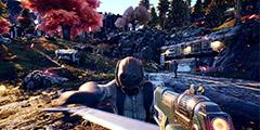 《天外世界》游戏实机演示视频分享 游戏好玩吗?