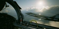 《皇牌空战7未知空域》pc版怎么样 pc版试玩心得
