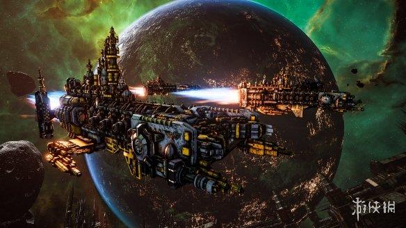 哥特舰队阿玛达2虫子怎么配船 哥特舰队2泰伦虫族配船心得