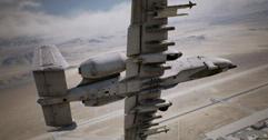 《皇牌空战7未知空域》新人怎样开飞机?飞机操作方法视频