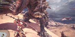《怪物猎人世界》巫师3联动支线任务攻略