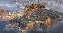 《Apex英雄》地图哪里肥 地图资源分布图一览
