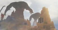 《Apex英雄》训练场小恐龙玩偶彩蛋视频分享 小恐龙玩偶在哪里?