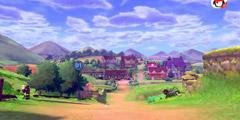 《宝可梦剑盾》超高清地图分享 地图视频分析