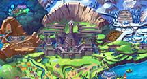《宝可梦剑盾》超高清地图分享 地图AG捕鱼分析
