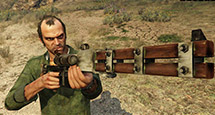 《GTA5》全新枪械测评 全部枪械图文点评