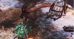 《只狼影逝二度》雾璃鸦羽毛位置在哪 紫衣忍者打及羽毛位置法视频分享