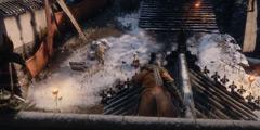 《只狼影逝二度》铁甲战士怎么打 铁甲战士打法视频分享