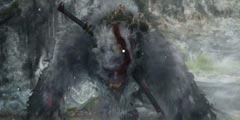 《只狼影逝二度》双狮子猿弹刀长枪鞭炮流打法演示 狮子猿怎么打