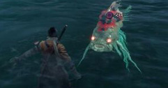 《只狼影逝二度》鱼王任务流程分享 只狼鱼王支线怎么过关?