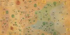 《只狼影逝二度》大地图路线分享 中文大地图一览