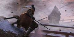 《只狼影逝二度》47秒暴力速杀破戒僧视频分享