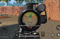 《绝地求生刺激战场》激光瞄准镜怎么用 激光瞄准镜玩法攻略