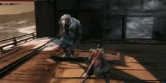 《只狼影逝二度》老年义父怎么打 义父闪避流打法视频