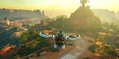 《狂怒2》画面怎么样 1、2代游戏画面对比