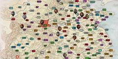 《全面战争三国》特殊资源在哪里 全地图资源位置一览