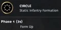 《全面战争三国》圆形阵效果一览 圆形阵作用介绍