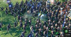 《全面战争三国》 双传奇黄巾军种田暴兵流打法视频攻略
