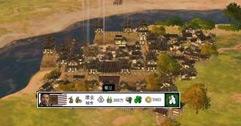 《全面战争三国》城市发展+规模选择+建筑序列选择测试分析
