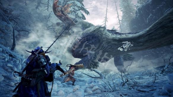 怪物猎人世界冰原轻弩新动作介绍 冰原轻弩怎么样
