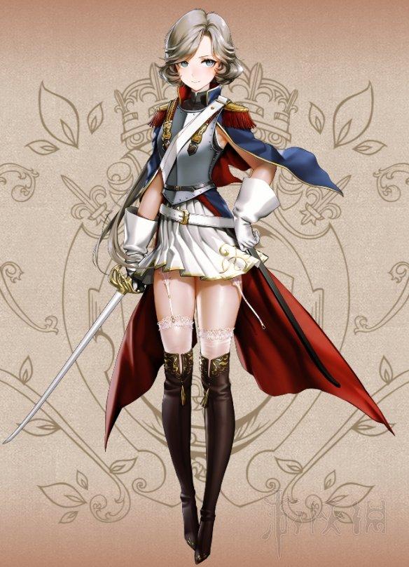 圣女战旗是一款以法国大革命时代为背景的战棋游戏_《圣女战旗》登场角色原型对应资料图文汇总 部分角色资料分享
