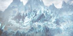 《怪物猎人世界》冰山地图怎么样 冰原dlc地图介绍