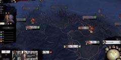 《全面战争三国》部分武将开局位置一览 徐晃在哪里