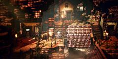 《八方旅人》东幽暗秘境森路全宝箱可获得物品一览 全怪物属性介绍