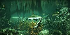 《食人鲨》游戏视频演示 食人鲨游戏好玩吗?
