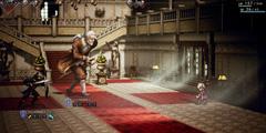 《八方旅人》烈焰慈悲城大圣堂全NPC情报一览 烈焰慈悲城大圣堂隐藏物品获得攻略