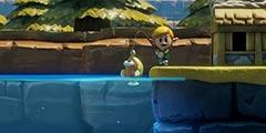 《塞尔达传说梦见岛》重置画面效果如何 NS版和GB版画面对比
