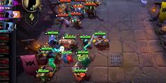 《刀塔霸业》亡灵战猎吃鸡攻略 亡灵战猎玩法技巧分享