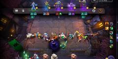 《刀塔霸业》无情野战阵容怎么搭配 无情野战玩法技巧分享